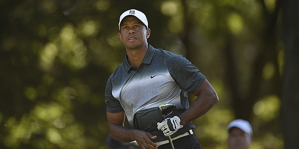 Tiger Tracker: Quicken Loans National, third round