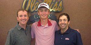 Thomas Hogan (2018) verbally commits to Ole Miss Rebels