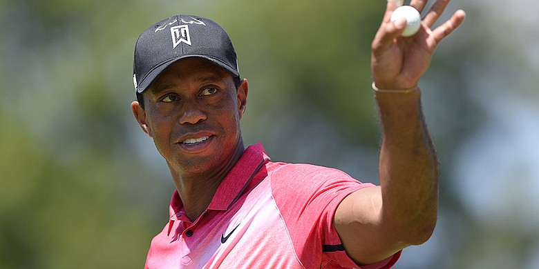 Tiger Woods, shown at the 2015 Quicken Loans National
