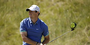 Rory McIlroy shows no signs of injured ankle on Instagram