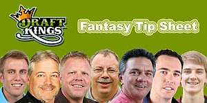 DraftKings Fantasy Tip Sheet: The Barclays