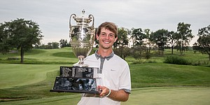 Hole-out gives Dawson Armstrong Western Amateur win