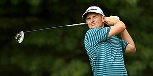 Justin Rose charges at WGC-Bridgestone with 63