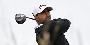 Anirban Lahiri prevails as long-drive winner at PGA Championship