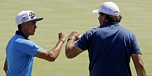 Spieth, Thomas take down Fowler, Mickelson in PGA money match