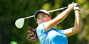 Liu, Papp share third-round lead at Sally