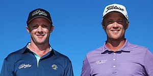 Brothers Brett and Matt Jones inspire family reunion at PGA