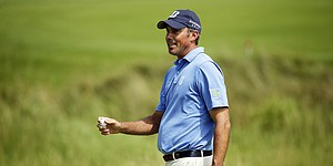 Kuchar opens PGA with 68 before winds pick up at Whistling Straits