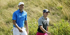 Spieth could lose No. 1 ranking despite absence of McIlroy at The Barclays