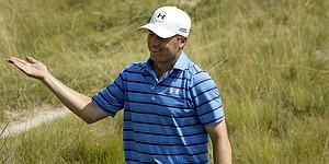 Spieth not razor sharp, but still in major mix at PGA