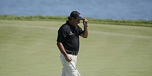 Mickelson hopes 66 at PGA is the spark his game needs
