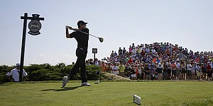 PGA notes: McIlroy starts hot, cools off; Watney eager to perform