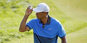 Tiger Woods misses cut at PGA, unsure on Wyndham status
