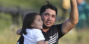 PHOTOS: Jason Day, Sunday at 2015 PGA Championship