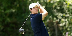 Hossler, Texas storm to victory at spring opener