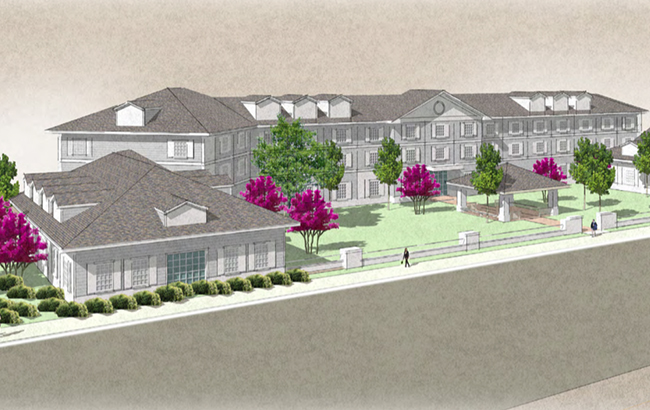 Assisted living facility business plan