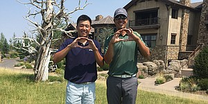 Norman Xiong (2017) commits to Oregon