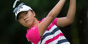 Ko, Kung share 54-hole lead at Canadian Pacific Women's Open