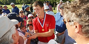 Amateur top 10 moments in 2015: DeChambeau's U.S. Amateur win; Schmitz' timely ace