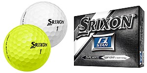 2015 Srixon Q Star Golf Balls