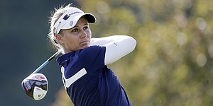 O'Toole drops alcohol, focuses on making LPGA's CME Tour Championship