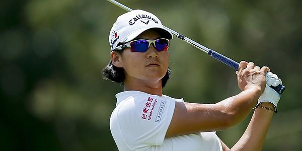 Stacy Lewis sees 'Yani of old' at Yokohama Tire LPGA Classic
