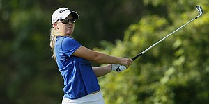 Ernst uses Solheim Cup disappointment as motivation at Yokohama