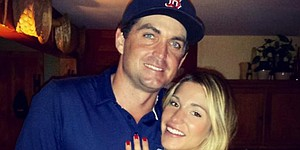 Keegan Bradley gets engaged to girlfriend Jillian Stacey