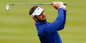 Jamieson, Gaunt share first-round lead at M2M Russian Open
