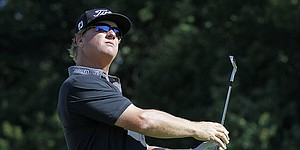Hoffman takes Deutsche Bank lead, keeps playoff streak alive