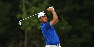 Chun An Yu produces another improbable win at Junior Players
