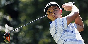 Rickie Fowler's busy fall includes trips to Las Vegas and China