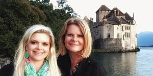 Beth Ann in Europe: Stories and Strudels