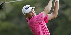 Blair continues FedEx Cup climb with Tour Championship in sight