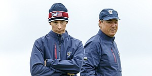 Two McCoys fall for U.S. in Walker Cup debuts