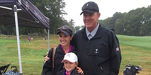 For 9-year-old Massachusetts girl, Drive, Chip & Putt provides spark for game