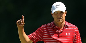 Jordan Spieth rediscovers edge with 66 at Tour Championship