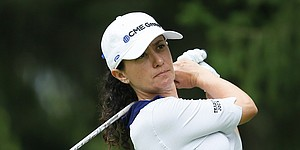 40 reads: Martin chases LPGA dream with support from biggest fan