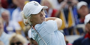 Dramatic play at Solheim Cup continues as Europe takes 2-point lead