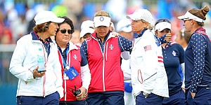 Pettersen, Inkster meet to bury hatchet from thrilling Solheim Cup