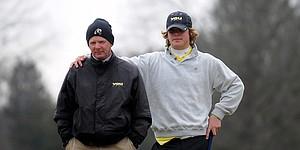 Adam Ball leads VCU under head coach, and dad, Matt Ball