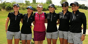 Washington relishes unique roster at ANNIKA Intercollegiate