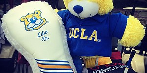 PHOTOS: 2015 Annika Intercollegiate headcovers (Instagram)