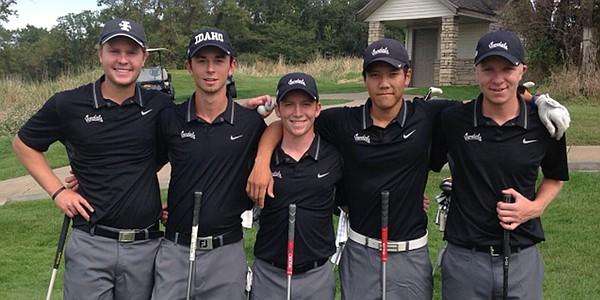 Idaho's Rylee Iacolucci plays big despite small stature