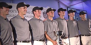 VIDEO: Dick's Collegiate Challenge Cup, Day 2 recap