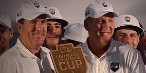 VIDEO: Dick's Collegiate Challenge Cup, Match Play recap