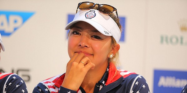 """Alison Lee is past the Solheim Cup """"concession,"""" ready to take on school"""
