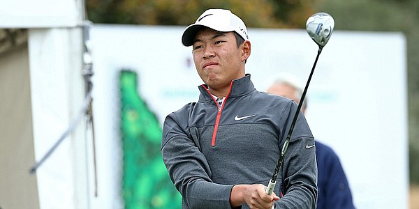 Typhoon cuts Asia-Pacific Amateur short, Jin declared champion