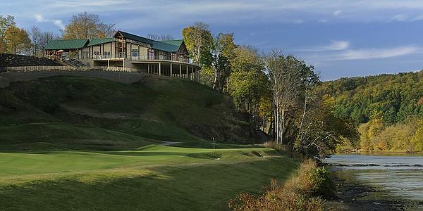 Greens & Gridirons: Dye's River Course among golf gems around Virginia Tech