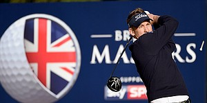 British Masters host Poulter, Ryder Cup hopefuls trail Fitzpatrick at Woburn